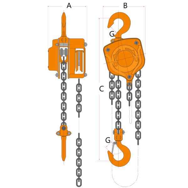 Vital Chain Block